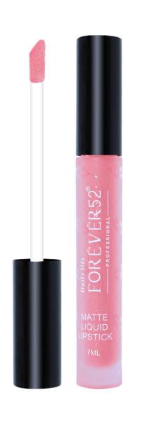 Forever52 Matt Liquid Lipstick Pink YLC020