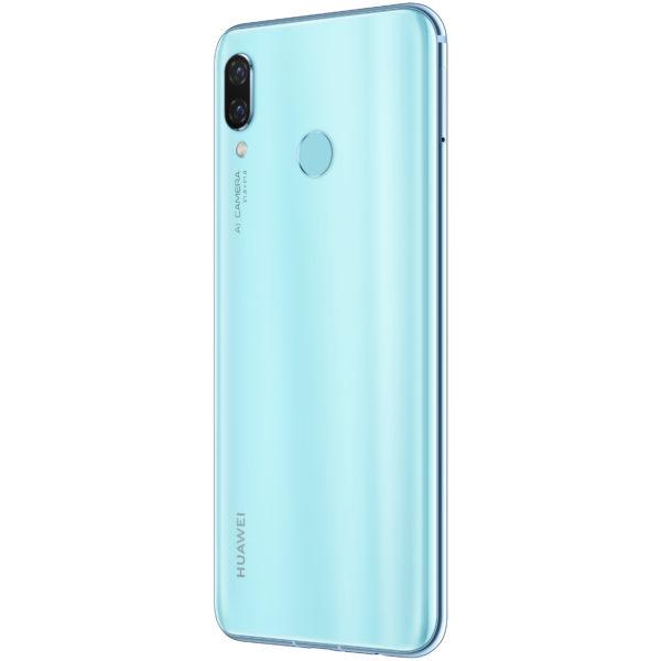 Buy Huawei Nova 3 128GB Blue Dual Sim Smartphone PARLX1M