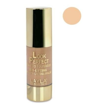 Layla Look Perfect Foundation 002