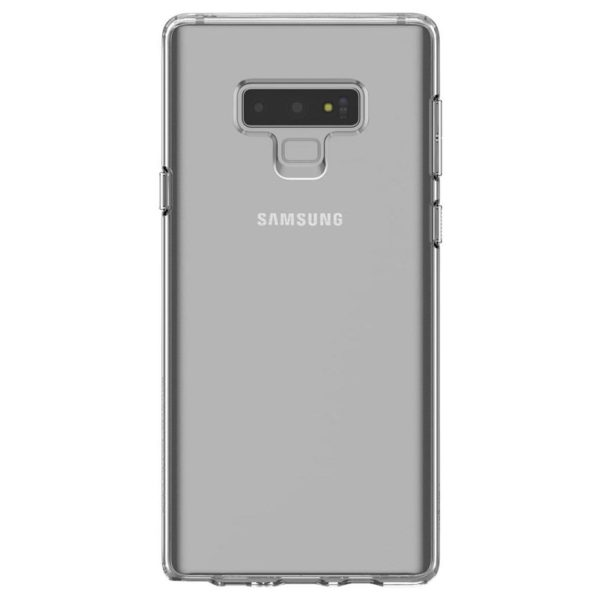 Spigen Liquid Crystal Clear Case For Galaxy Note 9