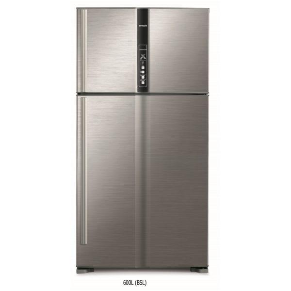 Hitachi Top Mount Refrigerators 820 Litres RV820PUK1KBSL
