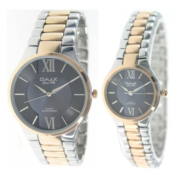 Omax ODC005N004 ODC006N004 Pair Watch