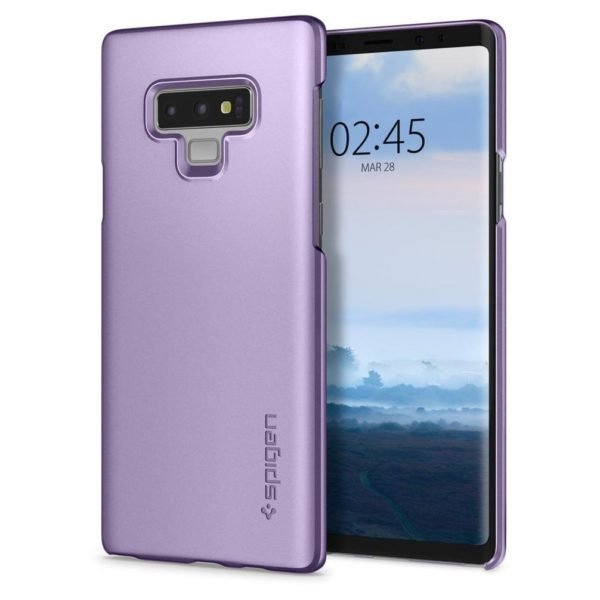Buy Spigen Thin Fit Case Lavender For Galaxy Note 9 – Price