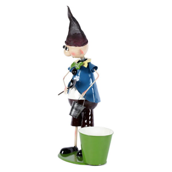 Moorni Boy Metal Planter Pot
