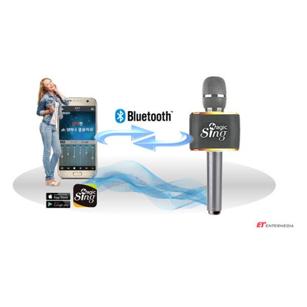 MagicSing MP30 Mobile Karaoke Microphone