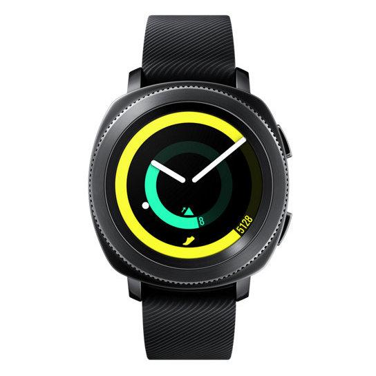 Samsung Gear Sport Smart Watch Black - SM-R600