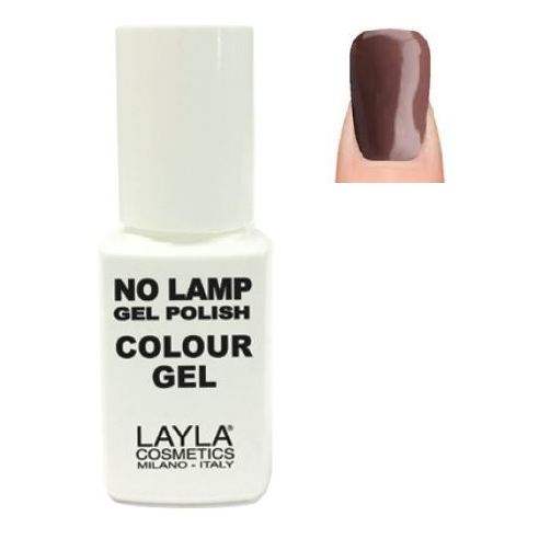 Layla No Lamp Gel Nail Polish Tonka 005