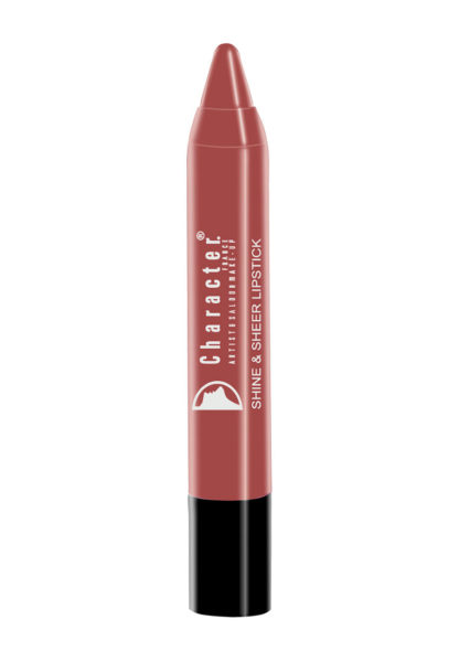 Character Shine & Sheer Lipstick Violet SSL026