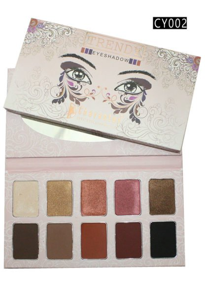 Character Trendy Eye Shadow Multicolor CY002