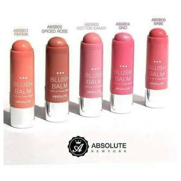 Absolute New York ABS0ABSB02 Blush