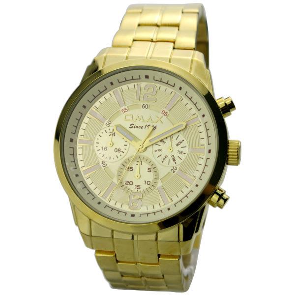 Omax GX35G11I Men's Wrist Watch