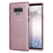 Spigen Liquid Crystal Glitter Rose Quartz Case Galaxy Note 9