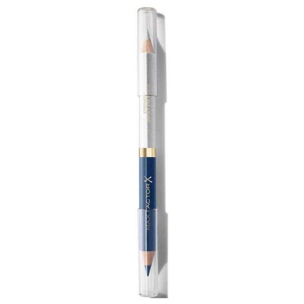 Max Factor Factor Eyefinity Smoky Eye Pencil 04 Blue / Silver