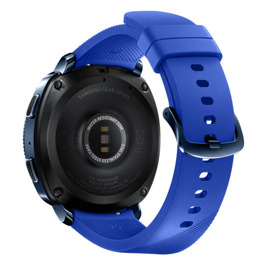 Samsung Gear Sport Smart Watch Blue - SM-R600