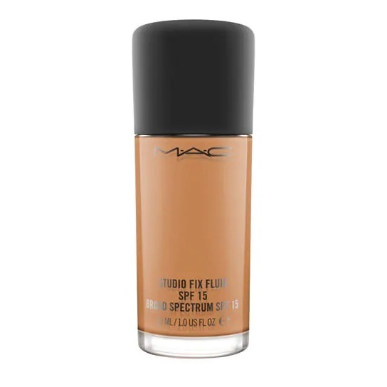 MAC Studio Fix Flude SPF15 NC50 with FOND DE TEINT 30ml Foundation