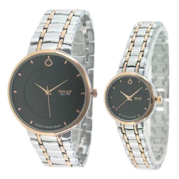 Omax Pair Watch 00ODC001N012 00ODC002N012