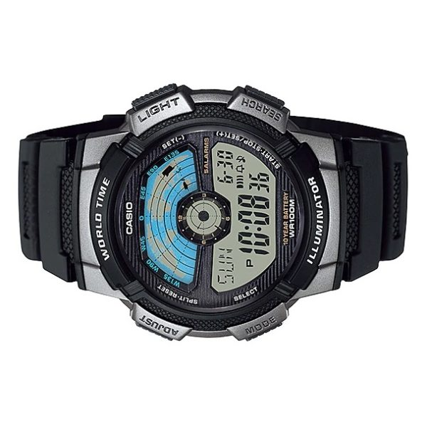 Casio AE1100W1AVDF Watch