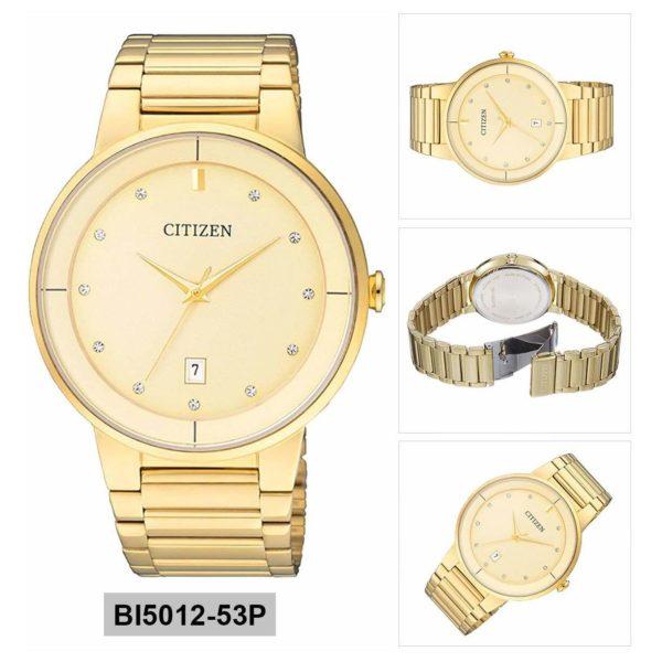 Citizen BI5012-53P Men's Wrist Watch