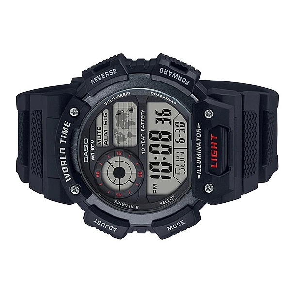 Casio AE1400WH1AVDF Watch