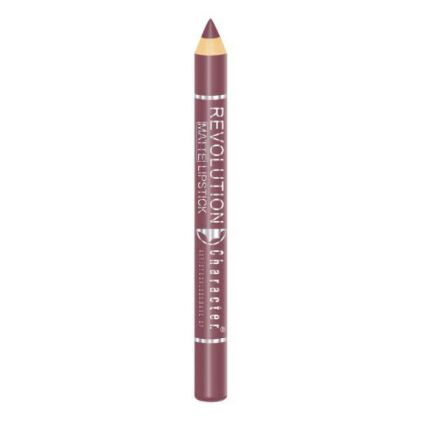 Character Revolution Matte Lipstick Violet RL007