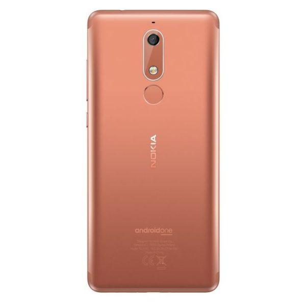 Nokia 5.1 16GB Copper 4G Dual Sim Smartphone TA1075