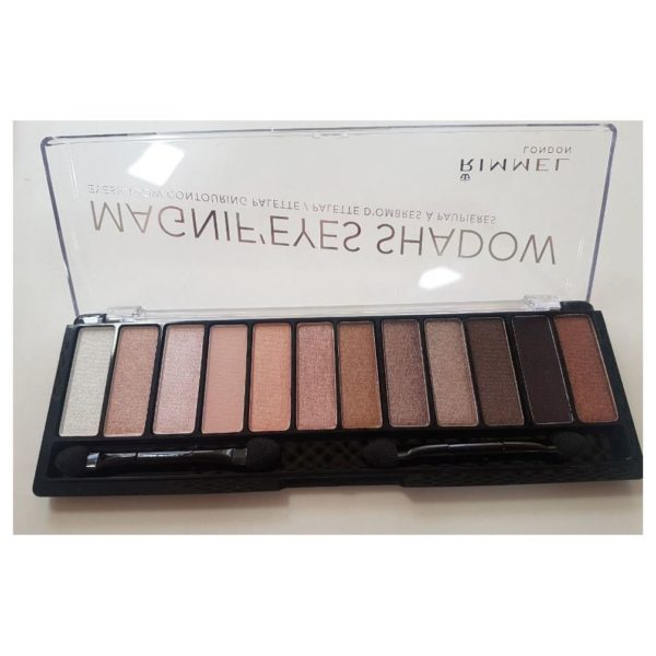 Rimmel Magnif'eyes Shadow Pallet Eyeshadow 3614223506934