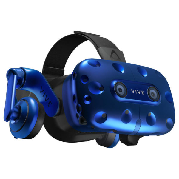 HTC 99HANW01900 Vive Pro Virtual Reality Headset + Final Soccer Package