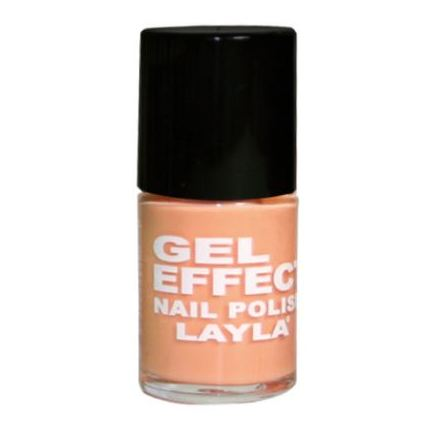 Layla Gel Effect Nail Polish Orangel 017