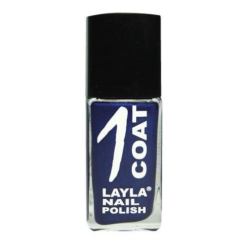 Layla 1 Coat Nail Polish Blue Peach 022
