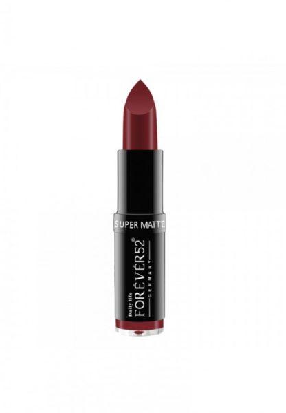 Forever52 Matte Long Lasting Lipstick Purple MLS030