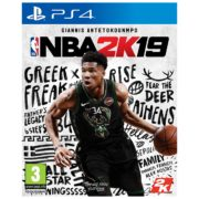 PS4 NBA 2K19 Game