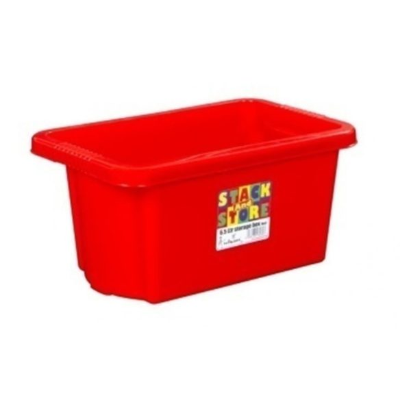 Wham 13280 Wham 13280 Stack & Store Red 6.5L