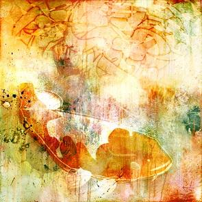 Desert Frames Art(124) Rolled Canvas 30x30cm