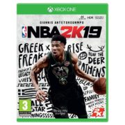 Xbox One NBA 2K19 Game