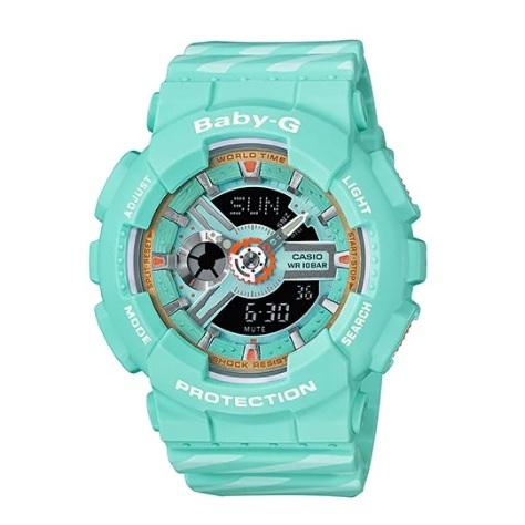 Casio BA-110CH-3ADR Baby G Watch