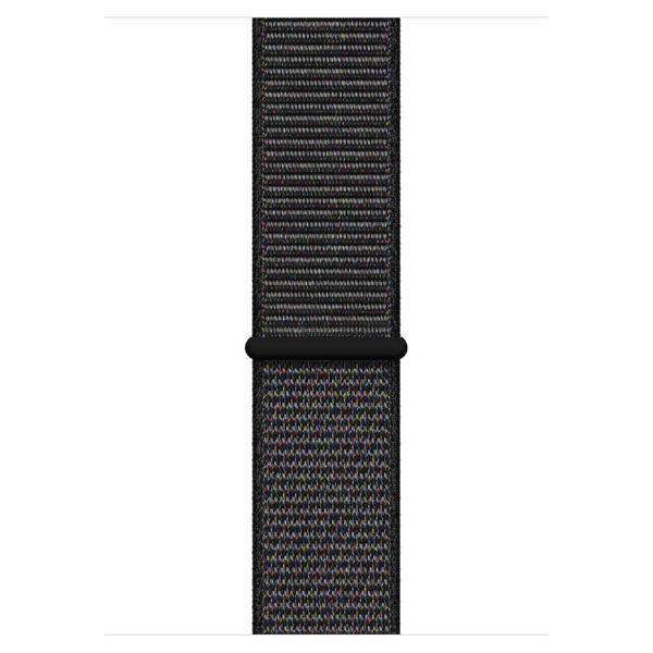 Apple Apple Watch Series 4 GPS 44mm Space Grey Aluminium Case With Black Sport Loop