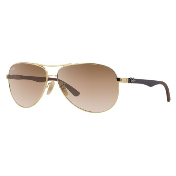 Rayban RB8313 001/51 Unisex Sunglasses Metal