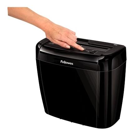 Fellowes Powershred P-36C Cross-Cut Shredder