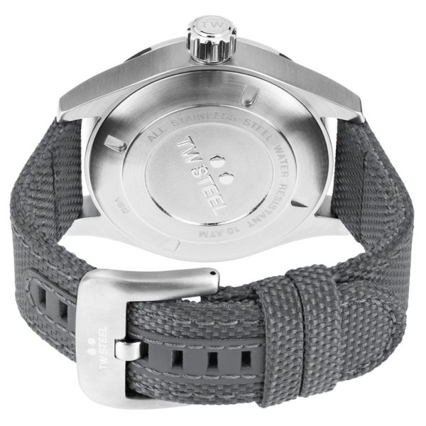 TW Steel Grey Analog Men's Watch - VS11