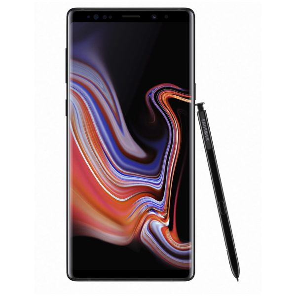 Samsung Galaxy Note9 SM-N960 128GB Midnight Black 4G LTE Dual Sim Smartphone