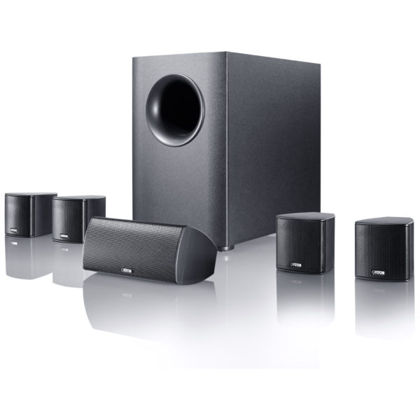 Canton MOVIE75 5.1 Home Theater Speaker System Black