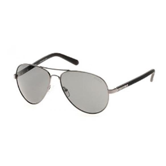 Guess GU683408D62 Unisex Aviator Sunglasses