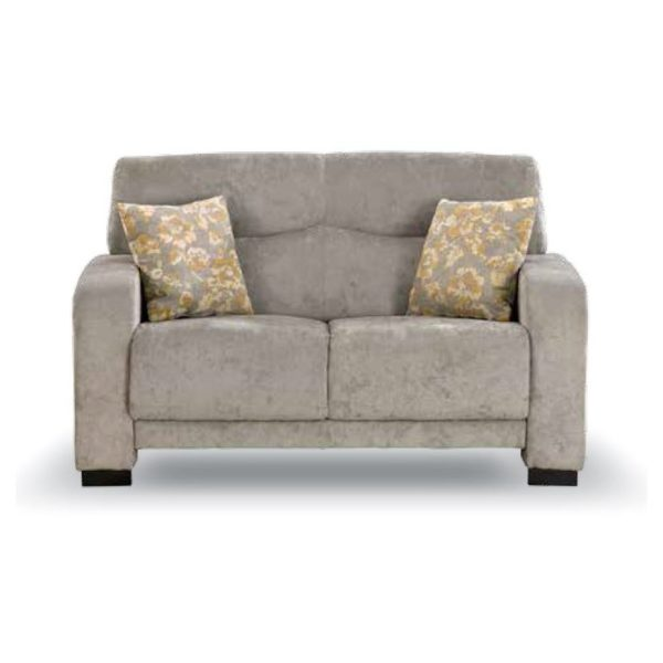 Royal Furniture R24 2 Seater Sofa 163 x 90 x 90cm Beige