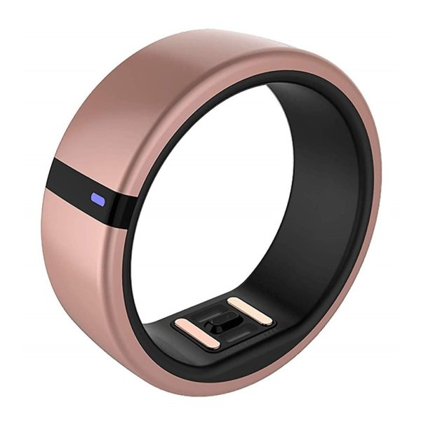 Motiv Ring Fitness, Sleep and Heart Rate Tracker Rose Gold 07
