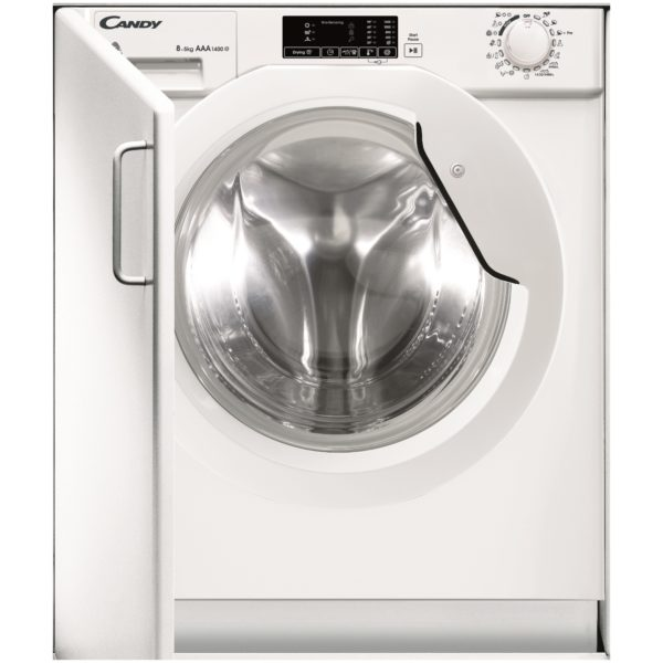Candy Built In 8kg Washer & 5kg Dryer CBWDS8514TH519