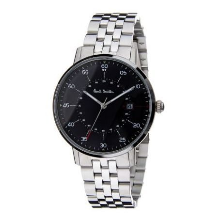Paul Smith Silver Analog Men's Watch - P10073