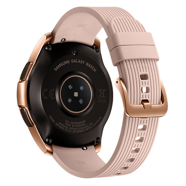 Samsung Galaxy Watch 42mm - Rose Gold