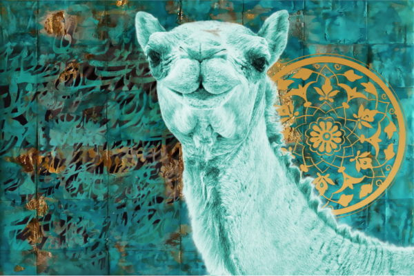 Desert Frames Art(160) Stretched Canvas 30x58cm