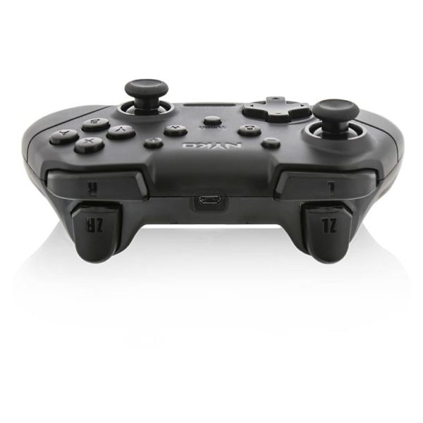 Nyko Wireless Core Controller Black For Nintendo Switch