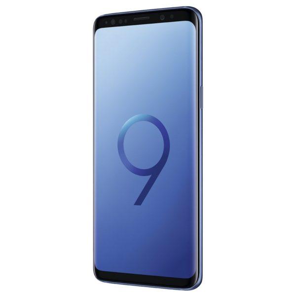 Samsung Galaxy S9 256GB Coral Blue 4G Dual Sim Smartphone